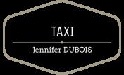 logo taxi du coudray montceaux