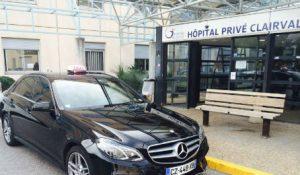 Taxi conventionné CPAM en Essonne