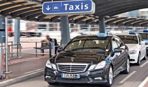 taxi gare corbeil essonnes